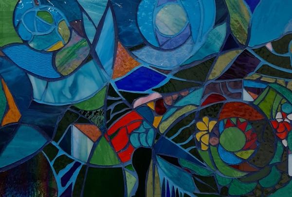 Growth 1 Mosaic