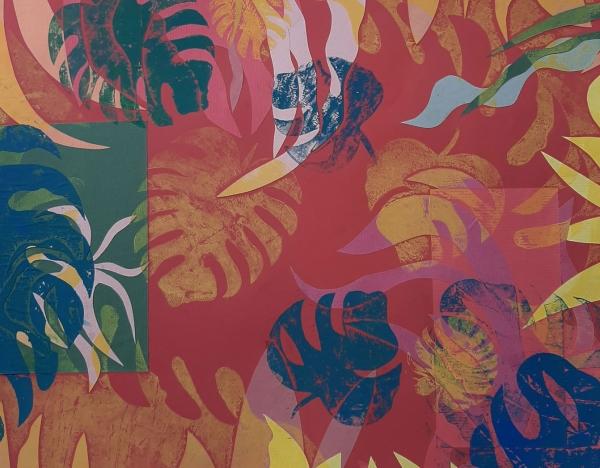 Joy Collage-Print