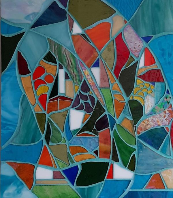 Patmos Mosaic