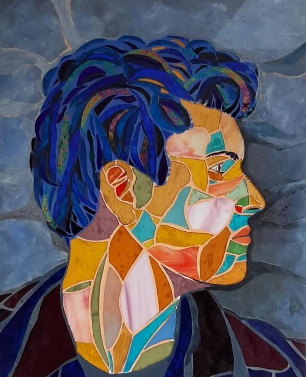 Portrait I Mosaic